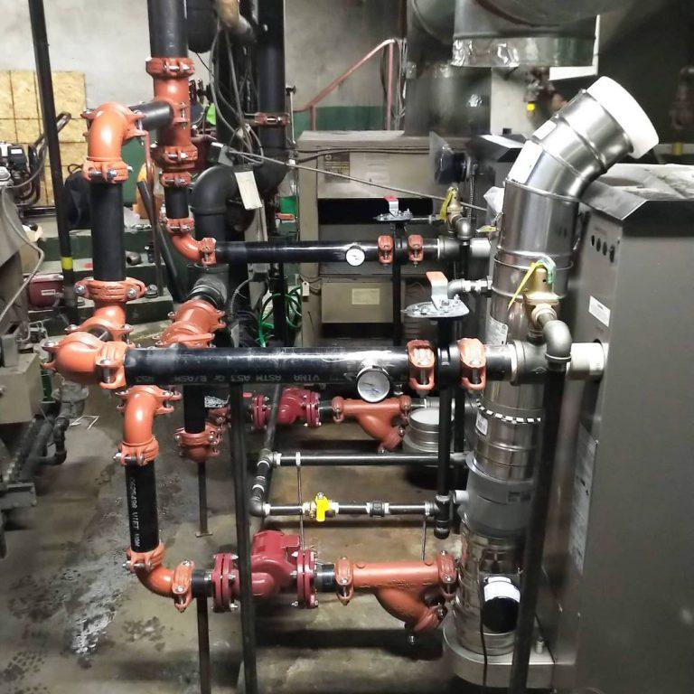 Boiler Piping